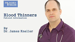 Blood thinners – Patient information