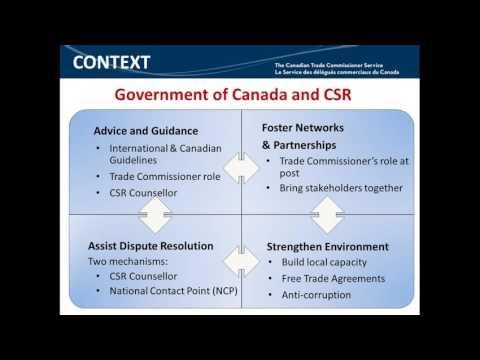 Global Affairs Canada - International Business: Understanding & Managing Legal Risks (June 2016)