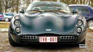 TVR Tuscan Speed Six - Great sound! - 1080p HD