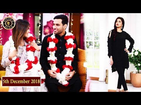 Good Morning Pakistan - Zaid Ali & Yumna - Top Pakistani show