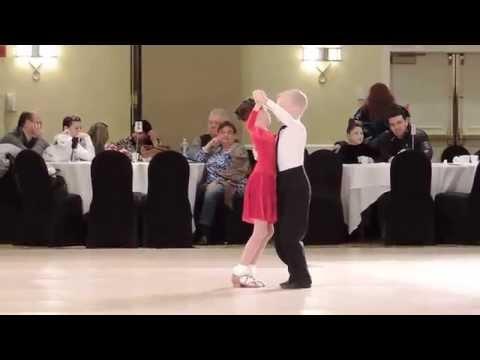 Tango, Eric & Dasha, Kings Ball 11/29/14, PT1 Bronze