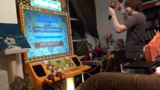 OMG KON! MLG Professional Samba De Amigo Arcade Player