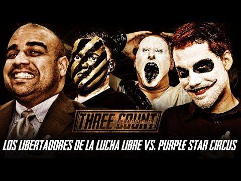 GWF THREE COUNT, Episode 10 [English Subtitles] | German Wrestling Federation