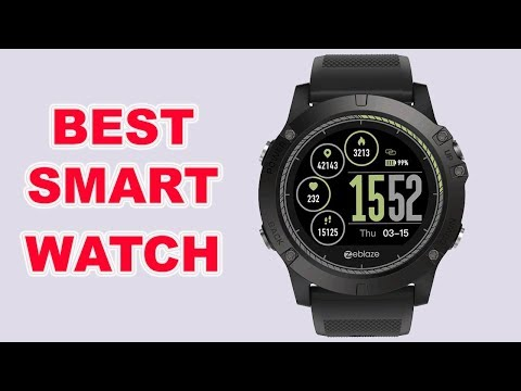 5 Best Android Smartwatch On Gearbest - Top Cheapest Smartwatches