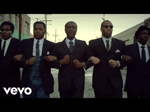 Aloe Blacc - The Man (Official Explicit Video)