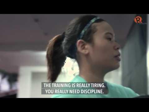 UST athlete from CARAGA eyes Palaro gold in taekwondo
