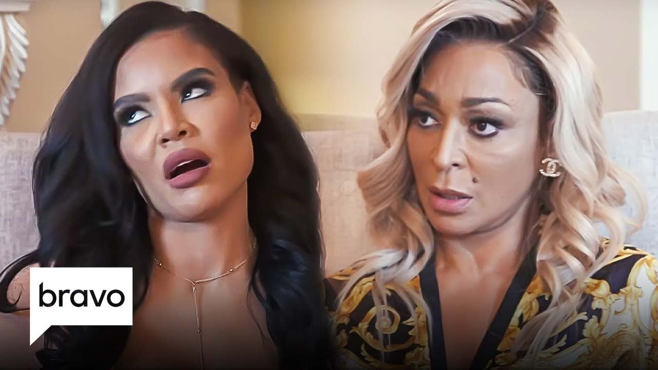 The Housewives' Feuds Get Professional   RHOP Highlight (S6 E4)