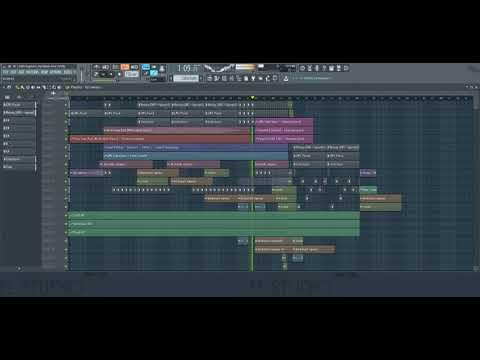 FL Studio 12 Euphoric Hardstyle [FREE FLP]