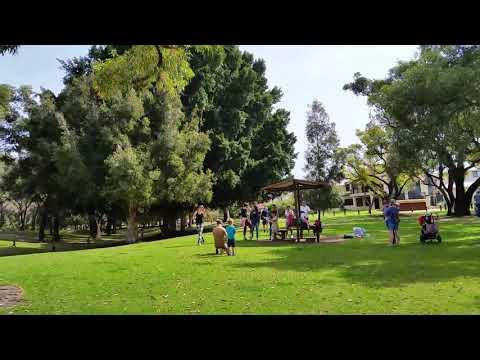 Magyar iskola park futas