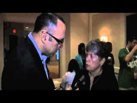 DNC 2012 Jeff Santos   Nancy Keenan, NARAL 9 5 12