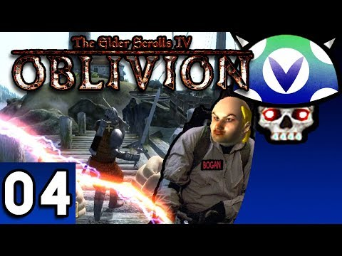 [Vinesauce] Joel - The Elder Scrolls IV: Oblivion ( Part 4 )