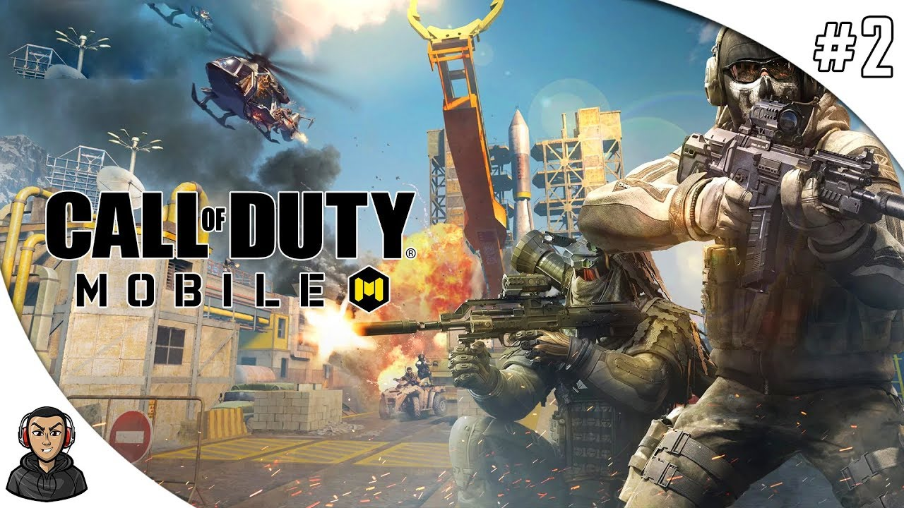 Call of Duty Mobile Battleroyale - Vamos ver como está o modo #2