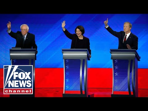 'The Five' react to Dem dysfunction ahead of New Hampshire primary