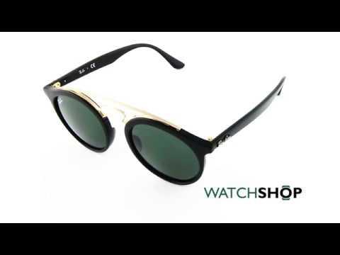 089b69872bb Ray-Ban RB4256 Gatsby I Sunglasses (RB4256-601 71-49)