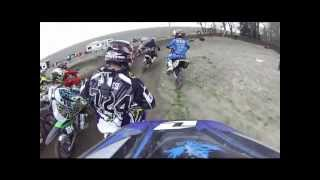 Green Acres Marion KS Motocross 3-18-12 250 C highlights CKMS Round 1 Traskowsky