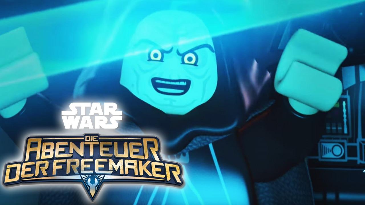 STAR WARS: Die Abenteuer der Freemaker - Die ersten Minuten: Der neue Plan | Disney Channel - Schau dir hier die ersten Minuten aus Episode 1 der 5. Staffel an: