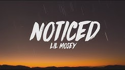 Lil Mosey - Noticed (Lyrics)