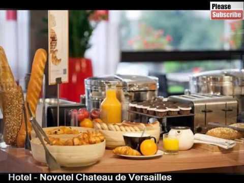 Novotel Chateau De Versailles | Paris Hotels Guide With Pics And Area Info