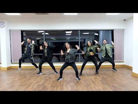 MERA WALA DANCE - SIMMBA : Bespoke - The Company Dance Cover