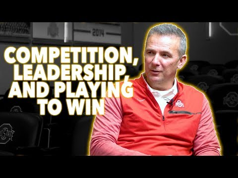 Coach Urban Meyer on Competition, Leadership and Playing to Win with and Lewis Howes