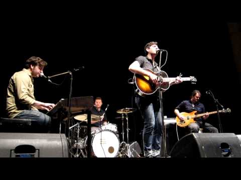 In-Flight Safety - Crash/Land (Acoustic Live) - Port Hawkesbury, NS 07/05/11