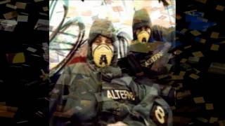 Altern 8 - Full On Megamix Of Full On Mask Hysteria (High Quality Audio)