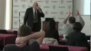 Marist College IMC Speaker Series: Dr. Don E. Schultz
