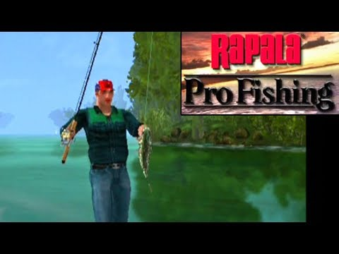 Rapala Pro Fishing ... (PS2)