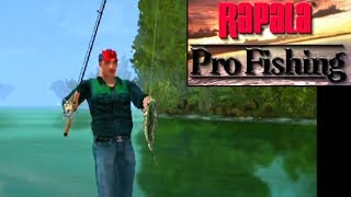 Rapala Pro Fishing ... (PS2)