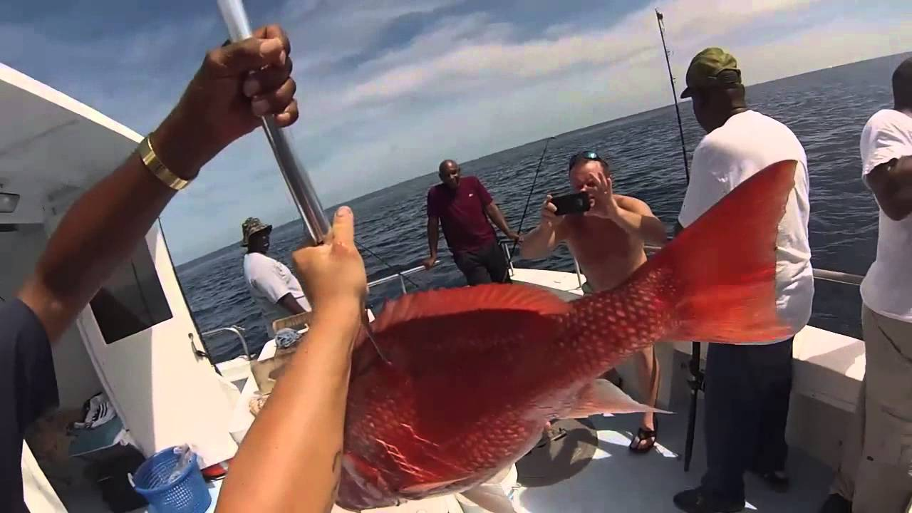 2013 red snapper opener savannah georgia youtube for Deep sea fishing savannah ga