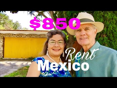 Retiring: House Hunters Mexico Chapala, Ajijic ; Home  Rental $850