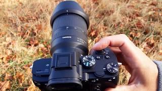Tamron 17-28mm f 2.8 autofocus problem on Sony A7 III