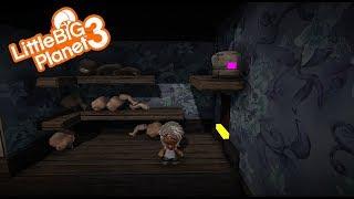 LittleBigPlanet 3 - AMY'S HORROR HOUSE
