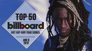 Top 50 • US Hip-Hop/R&B Songs • June 8, 2019 | Billboard-Charts