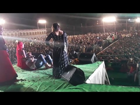 Superstar Khesari Lal Yadav |  Live Performance Bhyander Part 12 | Arkestra Stage Show 2017