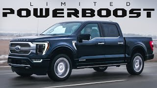 INCREDIBLE! 2021 Ford F-150 POWERBOOST Review