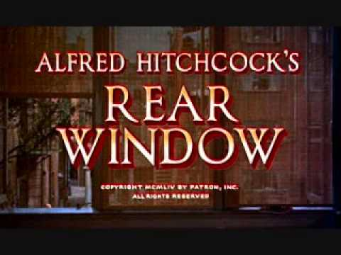 Four Pieces Of Music From Rear Window 1954