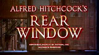 Four Pieces Of Music From Rear Window (1954)