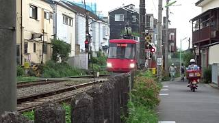 東急300系308F(2017年8月2日撮影)