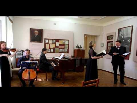 Людвиг ван Бетховен - Десять народных песен с вариациями для флейты (или скрипки) и фортепиано