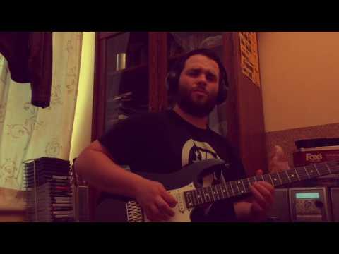 RBD - Aun hay algo (guitar solo cover by bandej)