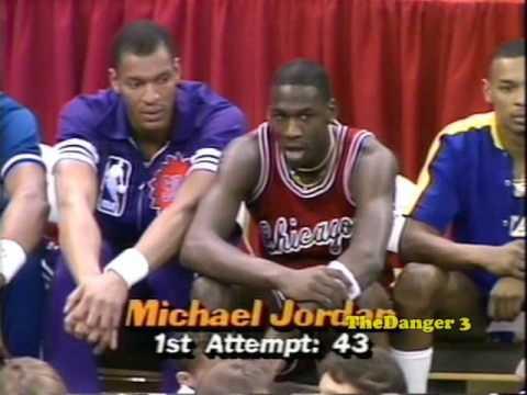 NBA Slam Dunk Contest 1985 Part.2