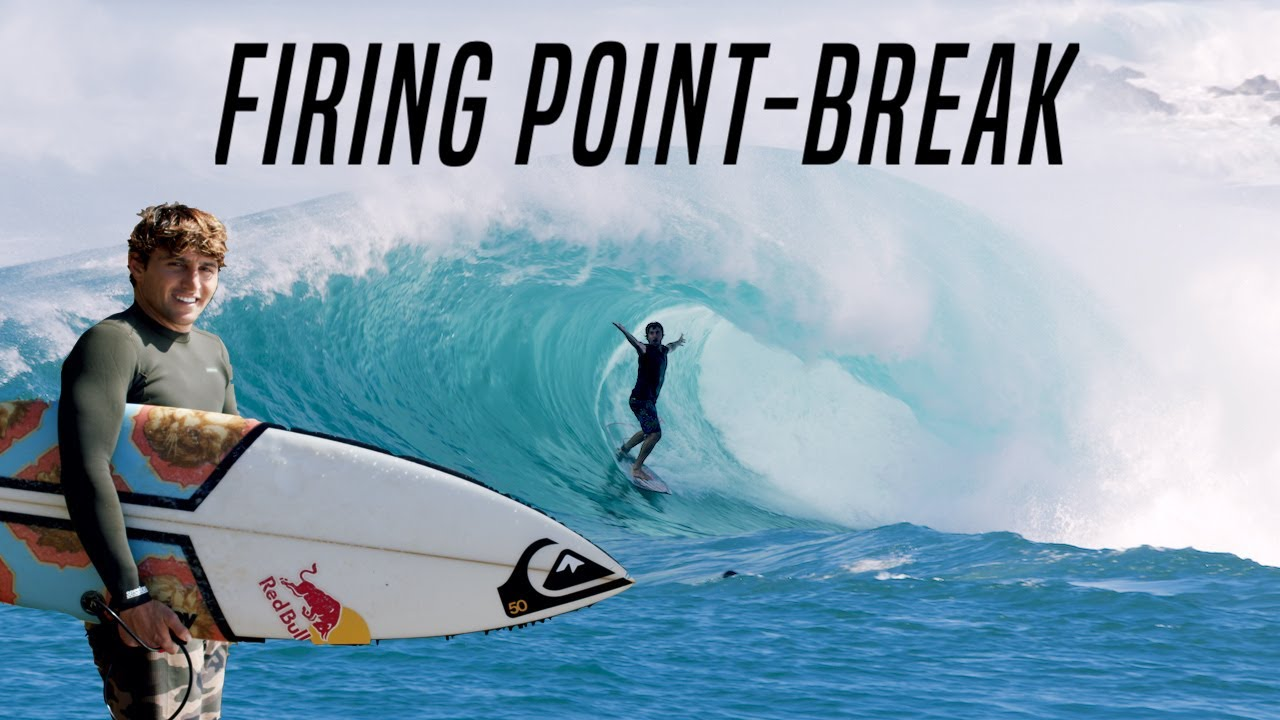 SURFING A MASSIVE SWELL AT HONOLUA BAY | LEONARDO FIORAVANTI