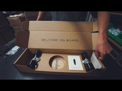 The Perfect Skateboard Box | NOW BOARDING ep 2