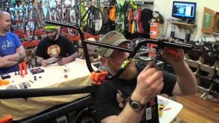 BMX Build at Bad Monkey Bikes