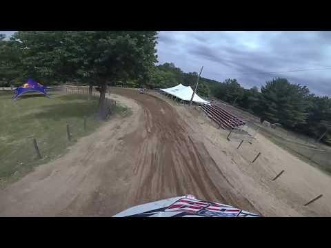 Lucas Oil Pro Motocross Championship | GoPro POV track run | The Wick 338