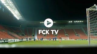Boile inden Slavia: Super lækkert med fyldt udebaneafsnit