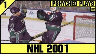 #187 | NHL 2001 | Pshyched Plays PS2