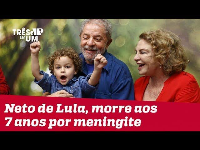 Lula consegue saída temporária para velório do neto