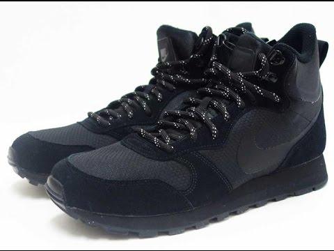 more photos 2533d eef0c Nike MD Runner 2 Mid Premium - Official Review 844864 002 (BlackBlack)